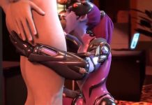 Overwatch Cock Hero Edition Porn