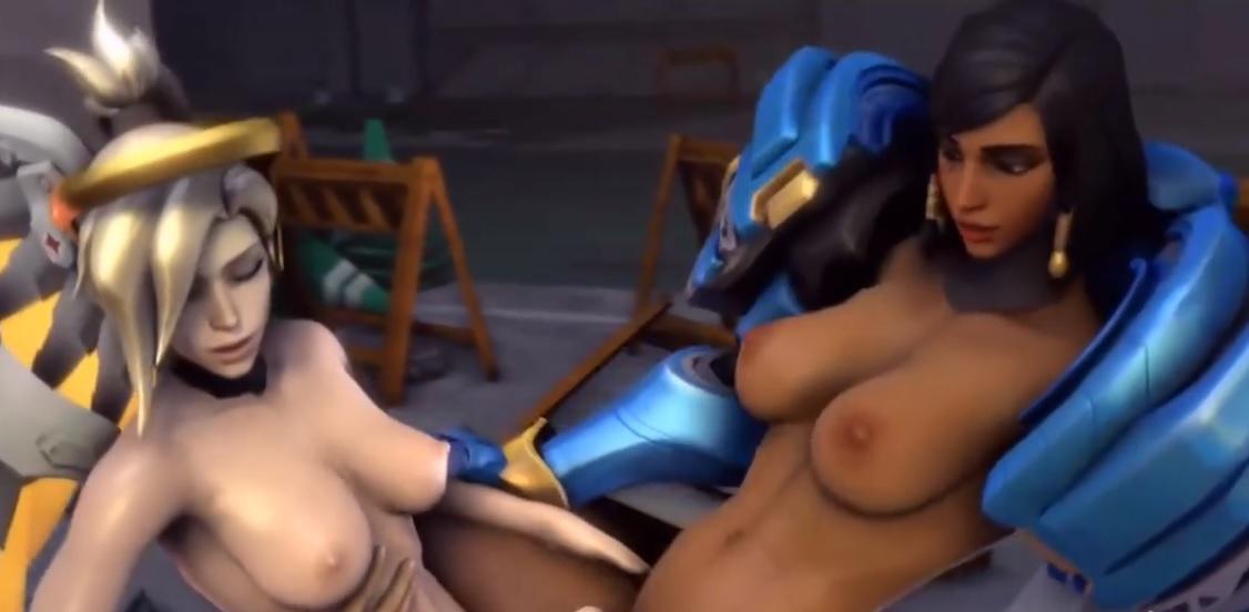 overwatch pharah porn
