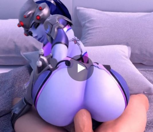 Overwatch heroes fucked by big stiff cocks compilation 7