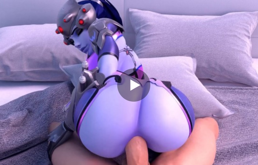 Widowmaker Ass And Pussy Fucked - Overwatch Hentai-7513