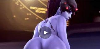 sexy widowmaker nackt