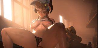 Brigitte Overwatch Porn Compilation