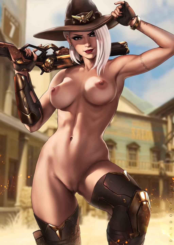 Overwatch Nude
