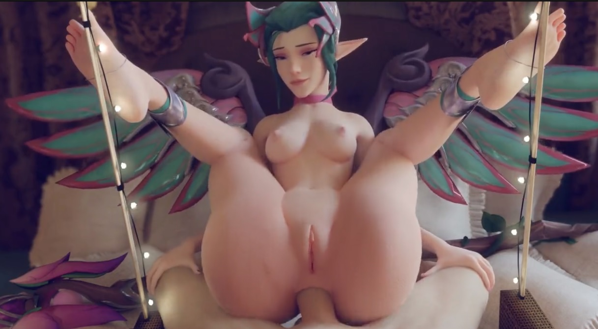 3D Anime Por huge overwatch porn compilation video - overwatch hentai
