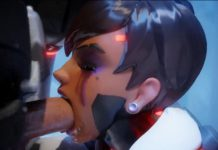 Sexy Women of Overwatch Porn Video